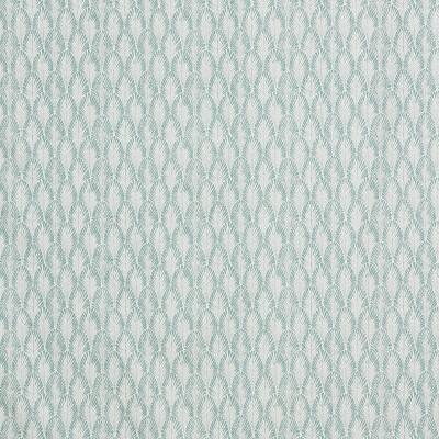 F1332 Eucalyptus Fabric: E55, FLORAL PRINT, FLORAL COTTON PRINT, SCALLOP PRINT, COTTON PRINT, AQUA PRINT, TEAL PRINT, SEAGLASS