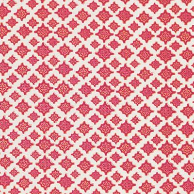 F1343 Cotton Candy Fabric: E55, PINK POLKA DOT, PINK DIAMOND, FUCHSIA GEOMETRIC, POLKA DOT, GEOMETRIC, BRIGHT PINK, COTTON CANDY PRINT