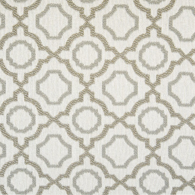 F1368 Linen Fabric: E56, NEUTRAL, GEOMETRIC, SOFT HAND, TEXTURE, WHITE, TAN, WHITE AND TAN, CIRCLE, GEOMETRIC CIRLE, NEUTRAL CIRCLE,