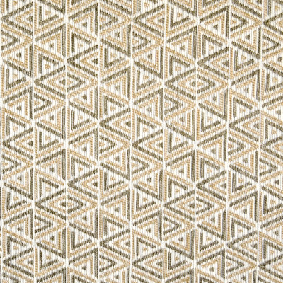 F1405 Toast Fabric: E56, NEUTRAL, GEOMETRIC, TEXTURE, WHITE, TAN, WHITE AND TAN, DIAMOND, GEOMETRIC TRIANGLE, WOVEN TRIANGLE, NEUTRAL TRIANGLE, TAN TRIANGLE, TAUPE, TRICOLOR, TRICOLOR TRIANGLE