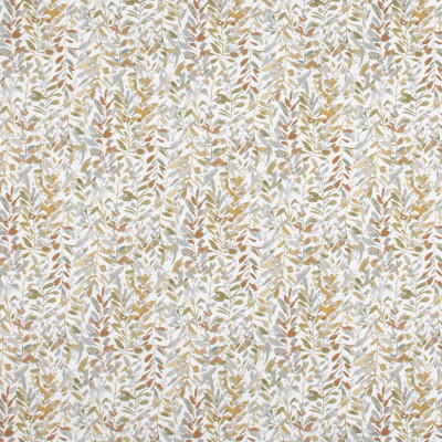 F1452 Golden Fabric: E57, CRYPTON HOME, CRYPTON FINISH, PERFORMANCE, CRYPTON PERFORMANCE, ANTI-MICROBIAL, EASY TO CLEAN, KID FRIENDLY FABRIC, PET FRIENDLY FABRIC, FLORAL, TRPICAL, NEUTRAL FLORAL, NEUTRAL TROPICAL, NEUTRAL LEAVES, LEAVES, GOLD TROPICAL, GOLD LEAVES,