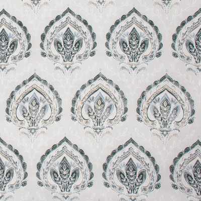 F1454 Aluminum Fabric: E57, CRYPTON HOME, CRYPTON FINISH, PERFORMANCE, CRYPTON PERFORMANCE, ANTI-MICROBIAL, EASY TO CLEAN, KID FRIENDLY FABRIC, PET FRIENDLY FABRIC, FLORAL, GRAY FLORAL, GRAY PAISLEY, GRAY PRINT, PRINTED FLORAL,