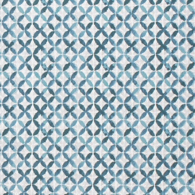 F1484 Aegean Fabric: E58, CRYPTON HOME, CRYPTON FINISH, PERFORMANCE FABRIC, PERFORMANCE FABRICS, STAIN RESISTANT, EASY TO CLEAN, CONTEMPORARY, DARK BLUE, GREY, BLUE AND GREY, MODERN PATTERN, PRINT, CIRCULAR