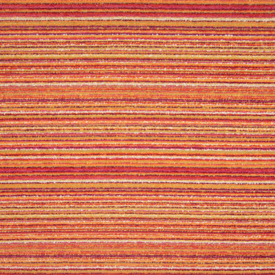 F1516 Sunset Fabric: E58, CRYPTON HOME, CRYPTON FINISH, PERFORMANCE FABRIC, PERFORMANCE FABRICS, STAIN RESISTANT, EASY TO CLEAN, ORANGE, CHUNKY ORANGE, CHUNKY WOVEN, WOVEN STRIPES, ORANGE STRIPES, PURPLE STRIPES, MULTIPLE COLORS, ORANGE AND PURPLE