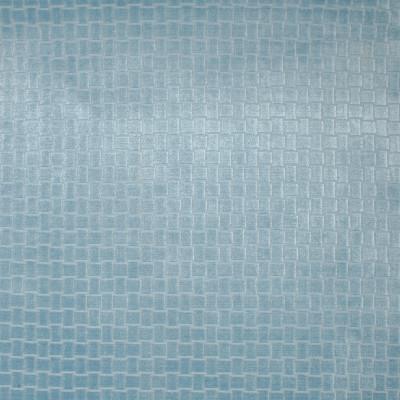 F1521 Lagoon Fabric: E59, GEOMETRIC VELVET, CUT VELVET, LIGHT VELVET, SOFT HAND, LIGHT BLUE VELVET, BLUE VELVET, BLUE GEOMETRIC, LIGHT BLUE GEOMETRIC, BLUE TEXTURE, LAGOON, TEXTURE, VELVET TEXTURE,