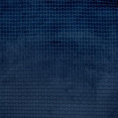 F1540 Marine Fabric: E62, E59, GEOMETRIC VELVET, CUT VELVET, DARK VELVET, SOFT HAND, NAVY VELVET, BLUE VELVET, BLUE GEOMETRIC, NAVY GEOMETRIC, NAVY BLUE, MARINE, TEXTURE, VELVET TEXTURE