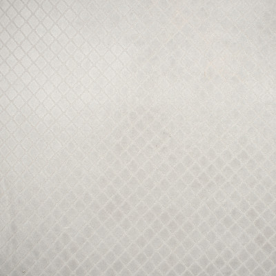 F1551 Dove Fabric: E60, DIAMOND VELVET, DIAMOND PATTERN, GRAY DIAMOND, GRAY FABRIC, GRAY VELVET, VELVET GRAY, DIAMOND GRAY