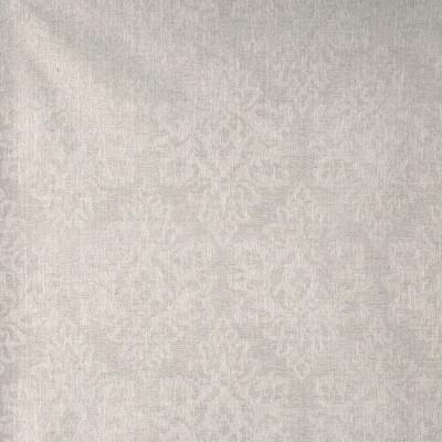 F1558 Linen Fabric: E60, NEUTRAL PATTERN, NATURAL, LIGHT NEUTRAL, NEUTRAL DESIGN, NEUTRAL FLORAL, NEUTRAL SCROLL