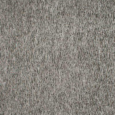 F1582 Pewter Fabric: E60,CHENILLE GRAY, GRAY CHENILLE, SQUIGGLY LINES, CURVED LINES, DARK GRAY CHENILLE, CHENILLE DARK GRAY, PATTERN CHENILLE