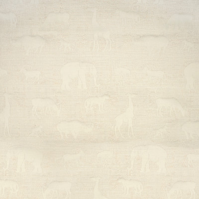 F1622 Pearl Fabric: E61, NEUTRAL ANIMAL, ANIMAL NEUTRAL PRINT, ANIMAL PRINT, ANIMAL PATTERN, ZOO ANIMAL PRINT, ELEPHANT WOVEN, WOVEN ELEPHANTS, ELEPHANT FABRIC