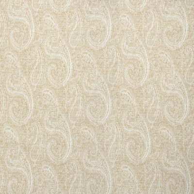 F1637 Wheat Fabric: E61, NEUTRAL PAISLEY, PAISLEY NEUTRAL, NEUTRAL PAISLEY PATTERN, FLORAL NEUTRAL, NEUTRAL FLORAL