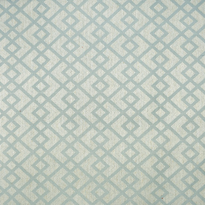 F1666 Ocean Fabric: E62,MEDIUM PATTERN, GEOMETRIC PATTERN, TRIANGLE PATTERN, DIAMOND PATTERN, GEOMETRIC TEXTURE, BLUE GEOMETRIC, BLUE AND WHITE, BLUE AND NEUTRAL, CHAIR PATTERN, CHAIR