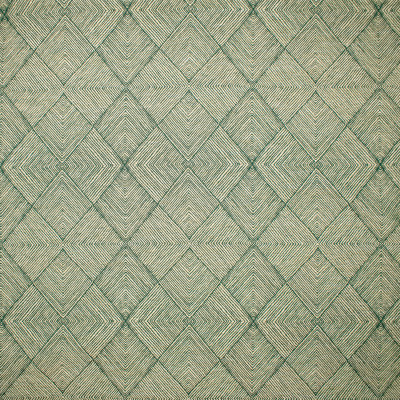 F1671 Peacock Fabric: E62, GEOMETRIC DIAMONDS, DIAMOND, HERRINGBONE, GEOMETRIC HERRINGBONE, SHEEN, SHINE, SHINY DIAMOND, SHIMMER, MODERN, WOVEN TEXTURE, GREEN, DARK GREEN