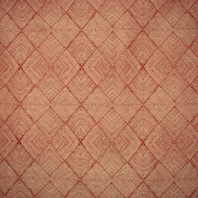 F1674 Lipstick Fabric: E71, E62, GEOMETRIC DIAMONDS, DIAMOND, HERRINGBONE, GEOMETRIC HERRINGBONE, SHEEN, SHINE, SHINY DIAMOND, SHIMMER, MODERN, WOVEN TEXTURE, RED, RED DIAMOND, LIPSTICK