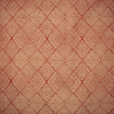 F1674 Lipstick Fabric: E62,GEOMETRIC DIAMONDS, DIAMOND, HERRINGBONE, GEOMETRIC HERRINGBONE, SHEEN, SHINE, SHINY DIAMOND, SHIMMER, MODERN, WOVEN TEXTURE, RED, RED DIAMOND, LIPSTICK,