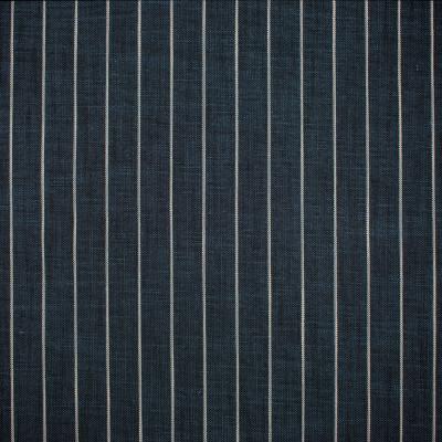 F1681 Ocean Fabric: E62, STRIPE, WOVEN STRIPE, THIN STRIPE, SMALL STRIPE, WIDE STRIPE, NAVY STRIPE, BLUE STRIPE, BLUE AND WHITE, BLUE AND NEUTRAL, OCEAN, DARK BLUE, NAVY, BLUE