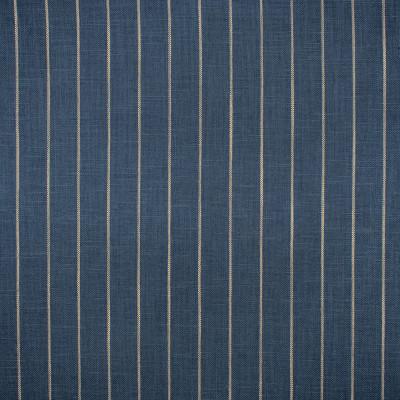 F1687 Wedgewood Fabric: E62, STRIPE, WOVEN STRIPE, BLUE CHECK, BLUE AND NEUTRAL, BLUE AND NEUTRAL STRIPE, THIN LINE CHECK, THIN CHECK, SMALL CHECK, WOVEN CHECK, BLUE WOVEN, DENIM, WEDGEWOOD