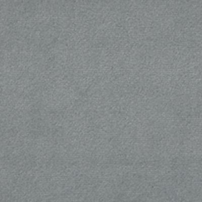 F1805 Boulder Fabric: E64, SOLID BLUE GRAY, BLUE GRAY VELVET, SOLID BLUE GRAY VELVET