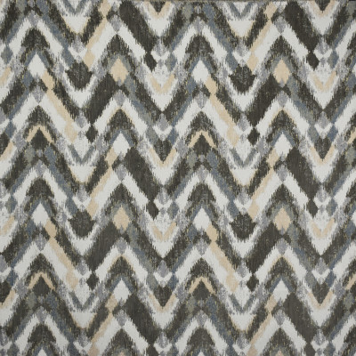 F1921 Opal Fabric: E66, CHENILLE, WOVEN, TEXTURE, GRAY, IVORY, BLUE, BEIGE, PATTERN