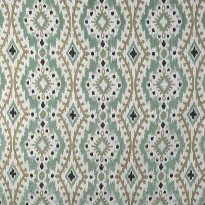 F1962 Celadon Fabric: E67,CELADON IKAT, SAGE IKAT, GREEN IKAT, IKAT, WOVEN IKAT, WOVEN