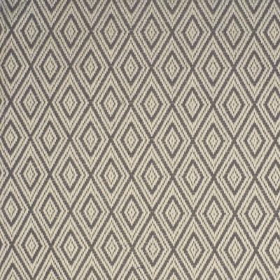 F2187 Smoke Fabric: E69, NEUTRAL, TAN, GRAY, GREY, GREEN, DIAMOND, GEOMETRIC, GEOMETRIC DIAMOND, DIAMOND GEOMETRIC