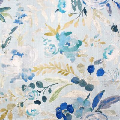 F2275 Blue Fabric: E70, BLUE FLORAL, FLORAL PRINT, BLUE FLORAL, BLUE FLORAL PRINT