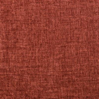 F2369 Cayenne Fabric: E71, BURNT ORANGE, SOLID ORANGE CHENILLE, ORANGE CHENILLE