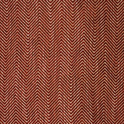 F2382 Brick Fabric: E71, BURNT RED, CHEVRON, CHENILLE, CHEVRON, RED CHENILLE, BRICK