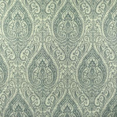 F2419 Aqua Fabric: E72, MEDALLION, TRADITIONAL MEDALLION, TRADITIONAL, TEAL MEDALLION, TEAL TAPESTRY, TEAL JACQUARD, MEDALLION TAPESTRY, TAPESTRY, JACQUARD, AQUA