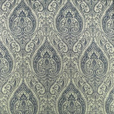 F2429 Denim Fabric: E72, MEDALLION, TRADITIONAL MEDALLION, TRADITIONAL, BLUE MEDALLION, BLUE TAPESTRY, BLUE JACQUARD, MEDALLION TAPESTRY, TAPESTRY, JACQUARD, DENIM