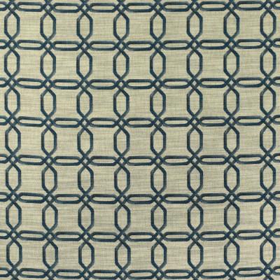 F2431 Blue Jay Fabric: E72, BLUE GEOMETRIC, BLUE LATTICE, GEOMETRIC JACQUARD, LATTICE JACQUARD, BLUE JACQUARD, BLUE WOVEN, GEOMETRIC WOVEN, WOVEN LATTICE
