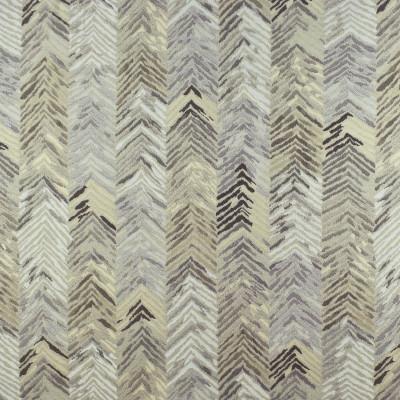 F2490 Abalone Fabric: E73, JACQUARD, GRAY JAQUARD, GRAY CHEVRON, CHEVRON JACQUARD, GRAY WOVEN, CHEVRON