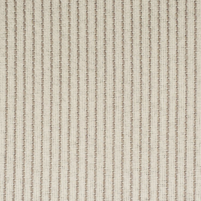 F2581 Linen Fabric: E75, MADE IN USA, REVOLUTION, OUTDOOR, REVOLUTION OUTDOOR, PERFORMANCE, BLEACH CLEANABLE, NEUTRAL STRIPE, OUTDOOR STRIPE