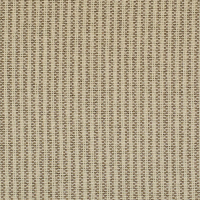 F2586 Clay Fabric: E75, MADE IN USA, REVOLUTION, OUTDOOR, REVOLUTION OUTDOOR, PERFORMANCE, BLEACH CLEANABLE, LINEN LOOK, OUTDOOR STRIPE, NEUTRAL STRIPE, NEUTRAL OUTDOOR