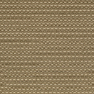 F2596 Jute Fabric: E75, MADE IN USA, REVOLUTION, OUTDOOR, REVOLUTION OUTDOOR, PERFORMANCE, BLEACH CLEANABLE, BROWN STRIPE, OUTDOOR STRIPE, BROWN TEXTURE