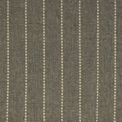 F2610 Metal Fabric: E75, MADE IN USA, REVOLUTION, OUTDOOR, REVOLUTION OUTDOOR, PERFORMANCE, BLEACH CLEANABLE, GRAY STRIPE, OUTDOOR STRIPE, GRAY OUTDOOR