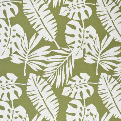 F2630 Clover Fabric: E76, MADE IN USA, REVOLUTION, OUTDOOR, REVOLUTION OUTDOOR, PERFORMANCE, BLEACH CLEANABLE, TROPICAL OUTDOOR, LEAF, OUTDOOR LEAF, GREEN TROPICAL, GREEN OUTDOOR, GREEN LEAF, TROPICAL, FOLIAGE