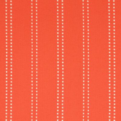 F2643 Coral Fabric: E76, MADE IN USA, REVOLUTION, OUTDOOR, REVOLUTION OUTDOOR, PERFORMANCE, BLEACH CLEANABLE, ORANGE STRIPE, OUTDOOR STRIPE, ORANGE OUTDOOR, ORANGE OUTDOOR STRIPE