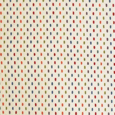 F2649 Candy Fabric: E76, MADE IN USA, REVOLUTION, OUTDOOR, REVOLUTION OUTDOOR, PERFORMANCE, BLEACH CLEANABLE, OUTDOOR DOT, DOT OUTDOOR, MULTICOLOR DOT, GREEN DOT, ORANGE DOT, BLUE DOT, PURPLE DOT, RED DOT