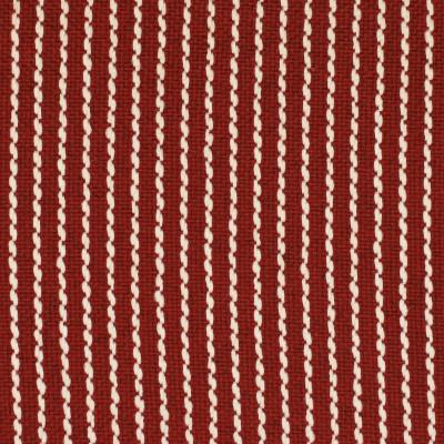 F2652 Tomato Fabric: E76, MADE IN USA, REVOLUTION, OUTDOOR, REVOLUTION OUTDOOR, PERFORMANCE, BLEACH CLEANABLE, OUTDOOR STRIPE, RED STRIPE, RED OUTDOOR, STRIPE OUTDOOR