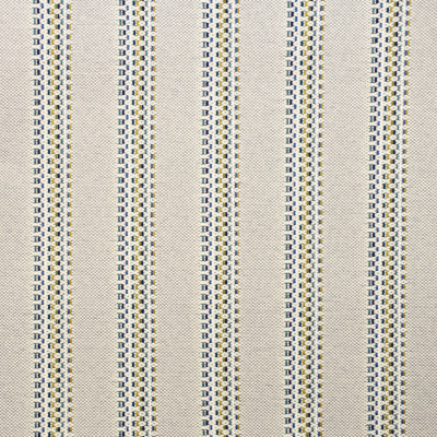 F2658 Shore Fabric: E76, MADE IN USA, REVOLUTION, OUTDOOR, REVOLUTION OUTDOOR, PERFORMANCE, BLEACH CLEANABLE, OUTDOOR STRIPE, MULTICOLOR STRIPE, BLUE STRIPE, TEAL STRIPE