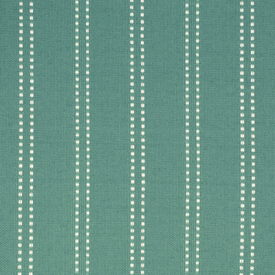 F2663 Aqua Fabric: E76, MADE IN USA, REVOLUTION, OUTDOOR, REVOLUTION OUTDOOR, PERFORMANCE, BLEACH CLEANABLE, OUTDOOR STRIPE, STRIPE OUTDOOR, TEAL STRIPE, TEAL OUTDOOR