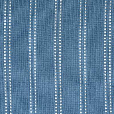 F2670 Cobalt Fabric: E76, MADE IN USA, REVOLUTION, OUTDOOR, REVOLUTION OUTDOOR, PERFORMANCE, BLEACH CLEANABLE, OUTDOOR STRIPE, STRIPE OUTDOOR, BLUE STRIPE, BLUE OUTDOOR
