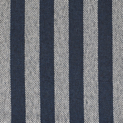 F2681 Midnight Fabric: E76, MADE IN USA, REVOLUTION, OUTDOOR, REVOLUTION OUTDOOR, PERFORMANCE, BLEACH CLEANABLE, OUTDOOR STRIPE, BLUE STRIPE, NAVY STRIPE, NAVY OUTDOOR