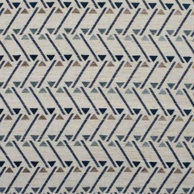 F2721 Prussian Fabric: E84, GEOMETRIC, CONTEMPORARY, TEXTURE, BLUE