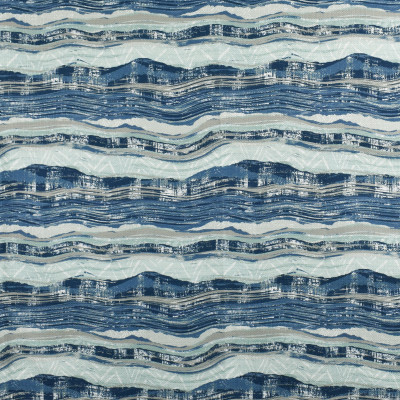 F2723 River Fabric: E84, CONTEMPORARY, MARBLE, PRINT, BLUE, AQUA