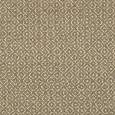 F2758 Taupe Fabric: E83, DIAMOND, GEOMETRIC, WOVEN, TEXTURE, NEUTRAL, TAUPE, SMALL SCALE, CHAIR SCALE