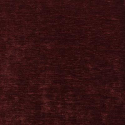 F2801 Wine Fabric: E85, SOLID, VELVET, RED, WINE, BURGUNDY