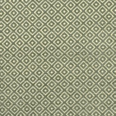 F2822 Aloe Fabric: E85, DIAMOND, GEOMETRIC, WOVEN, TEXTURE, GREEN, ALOE, SMALL SCALE, CHAIR SCALE