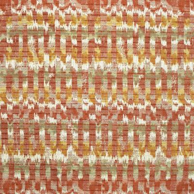 F2828 Cinnamon Fabric: E85, CONTEMPORARY, WOVEN, TEXTURE, RED, ORANGE, CINNAMON